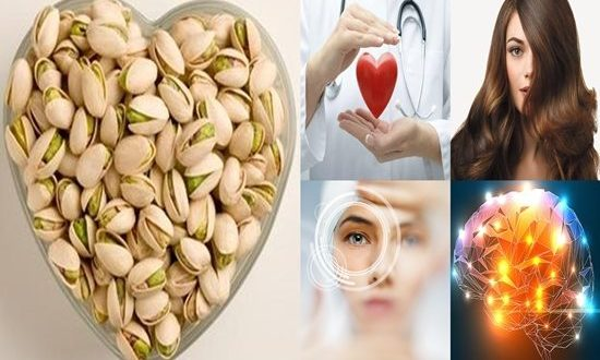 Top Ten Health Benefits Of Pistachios
