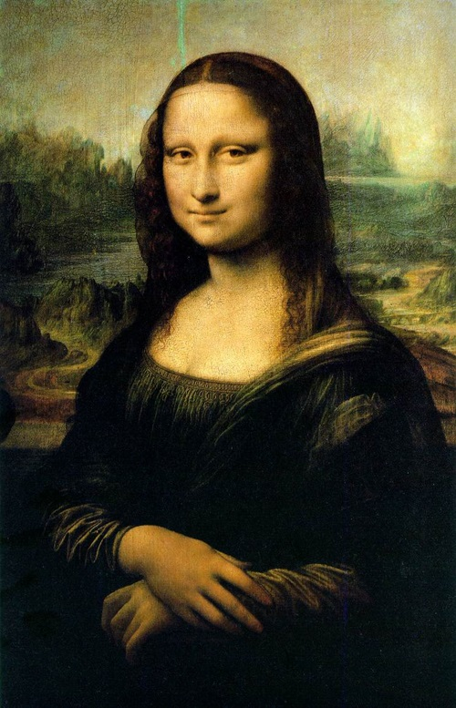 Top Ten Most Famous Art Works In The World