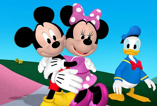 Top Ten Most Loved Cartoon Characters For Children