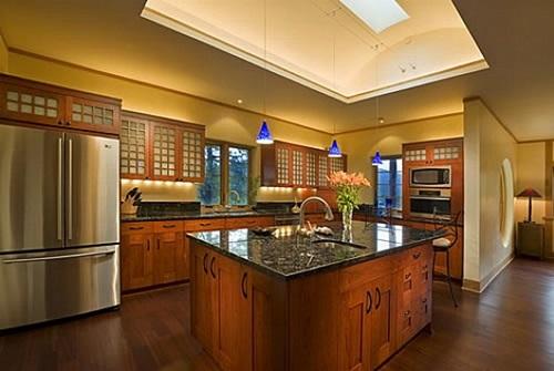 Http Inminutes Com Warm Oriental Kitchens Interior Design