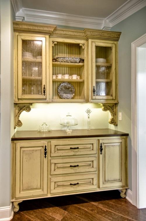 Warm Oriental Kitchens Interior Design