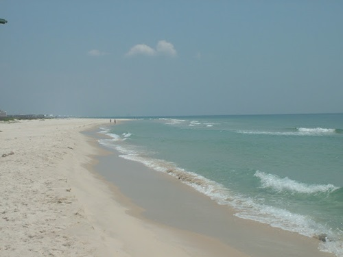 West Beach in Fort Morgan
