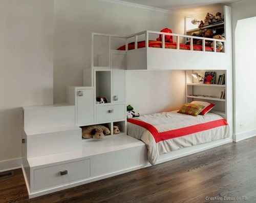 4 Neat Ideas for Saving Space