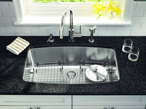 4 Reasons Why You Should Install an Under-Mount Kitchen Sink