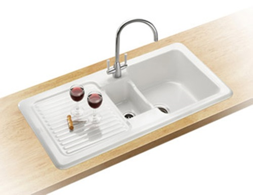 6 reasons why you need to get a ceramic sink