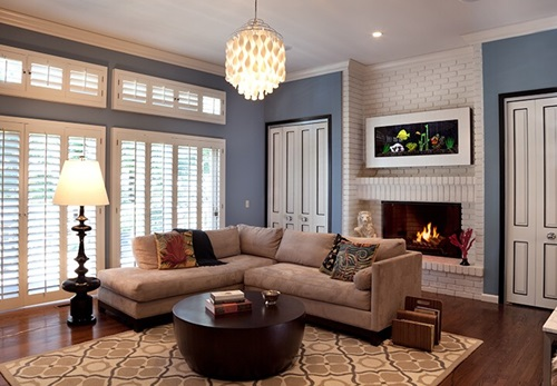 6 Great strategies to decorate your small livingroom