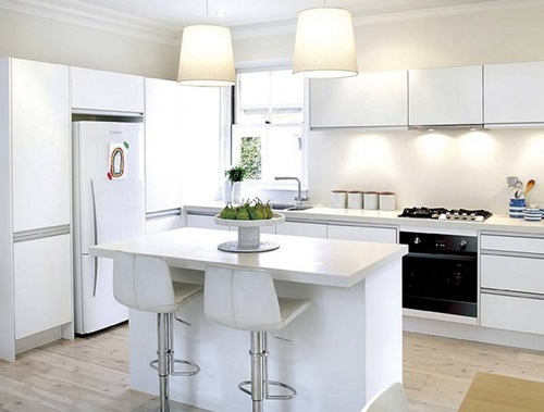 Brilliant Tips for Decorating a Small Kitchen