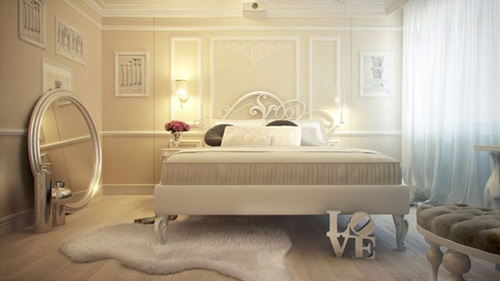 Comfortable and Relaxing Swedish Bedroom Design Ideas