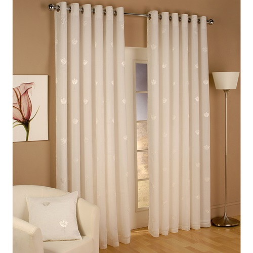 Elegant modern curtains designs