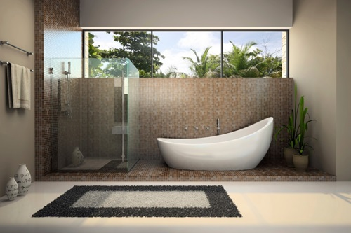 Get a Dazzeling New Bathroom with 5 New Remodeling Ideas