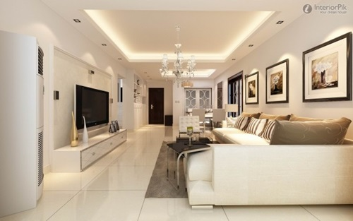 Living Room Interior Design Ideas