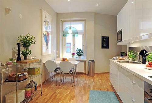 Practical Swedish Kitchen Design Ideas