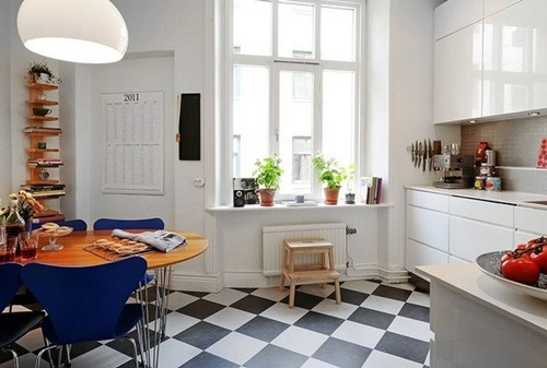 Practical Swedish Kitchen Design Ideas