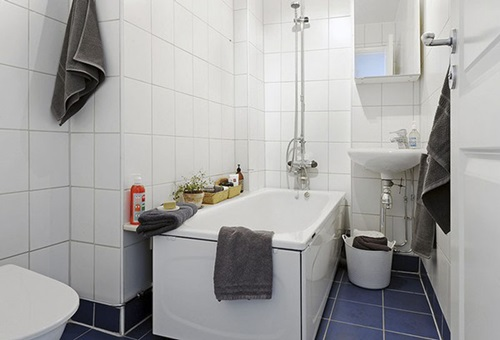 Swedish Bathroom Practical and Wonderful Design Ideas