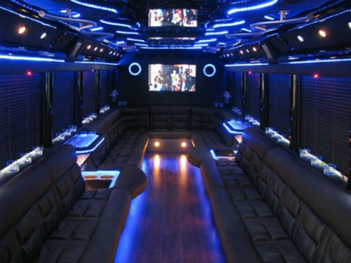 The Party Buses