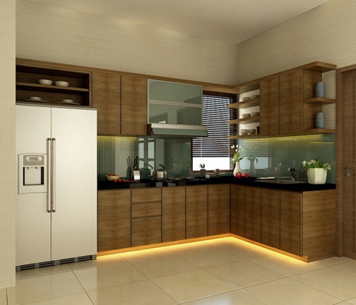 Wonderful Modern Indian Kitchen Design Ideas