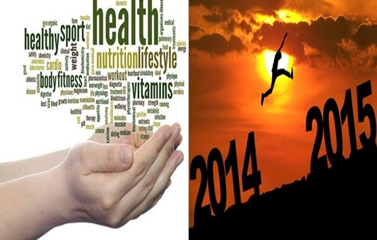 10 Executable Steps for a Healthier You in 2015