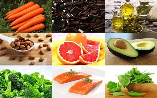 Top 10 Foods to Help Fight off Dry Skin This Winter