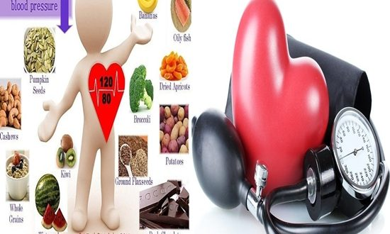 Top Ten Foods To Lower Blood Pressure