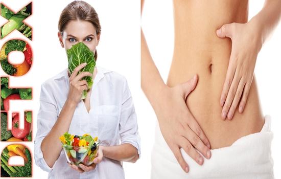 Ten Super Foods For Detoxing