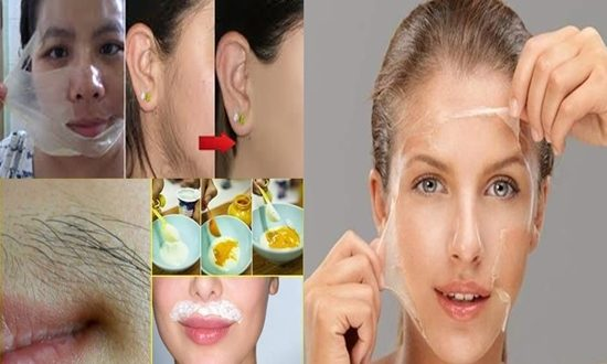 Top Ten Home Remedies To Get Rid Of Facial Hair