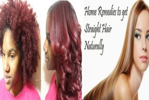 6 Natural Hair Straightening Remedies That Work Wonders