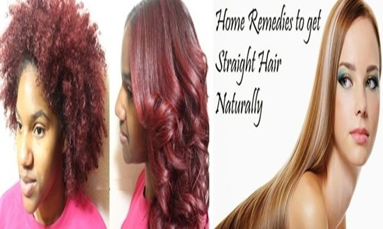 Natural Hair Straightening Remedies That Work Wonders