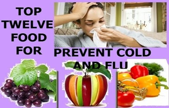 top 10 foods to fight common cold 0001