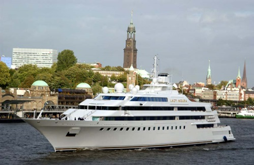 Top Ten Most Expensive Yachts In The World