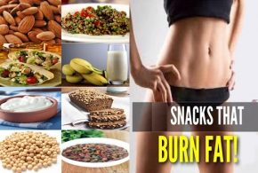 Top Ten Snacks To Burn Fat