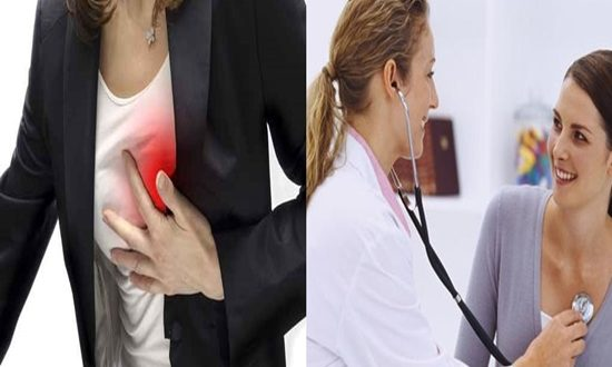 Women And Heart Diseases