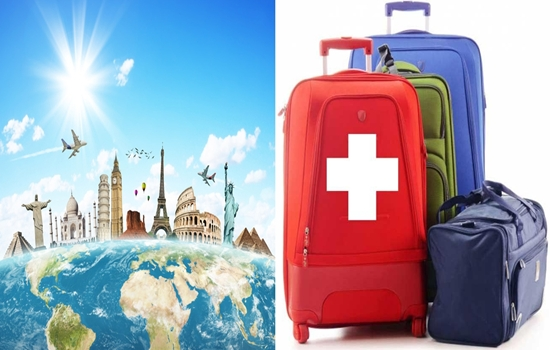 Health Kit Items for Travel