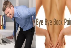 How To Get Rid Of Back Pain