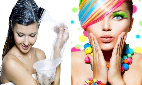 How to Apply Hair Dyes Safely