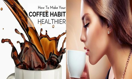 How to Prepare Healthier Coffee