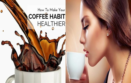 How to Prepare Healthier Coffee