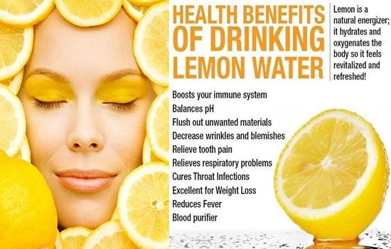 Little Known Health Benefits Of Lemon