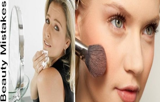 Mistakes that Affect Your Beauty