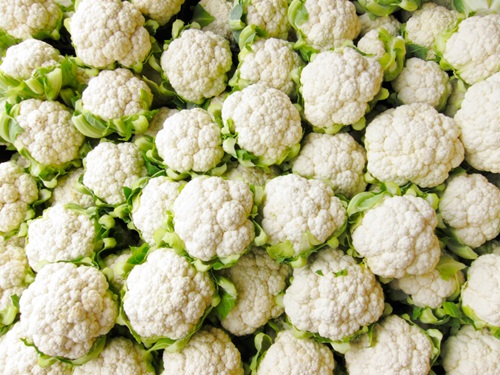 Seven Health Benefits Of Cauliflower