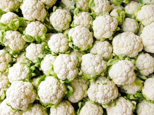 Seven Health Benefits Of Cauliflower