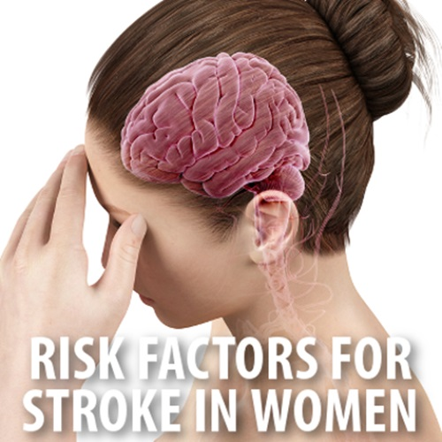 Symptoms of Stroke in Women