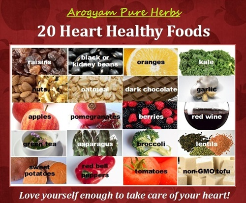 The top healthy foods against cardiovascular diseases