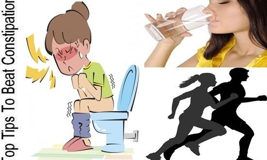 Top Tips To Beat Constipation
