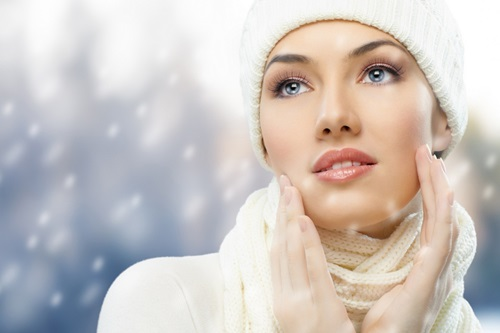 What can you do to protect your skin in winter
