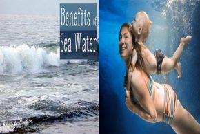 The Amazing Health Benefits Of Sea Water