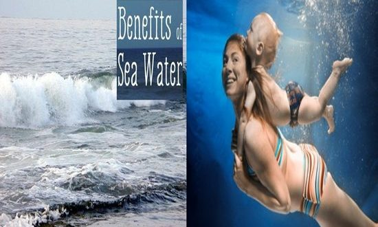 Health Benefits Of Sea Water