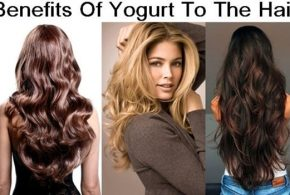 Amazing Benefits Of Yogurt To The Hair