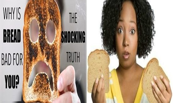 Bread Is Harmful For Your Health
