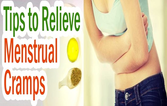 Natural Menstrual Cramp Relievers