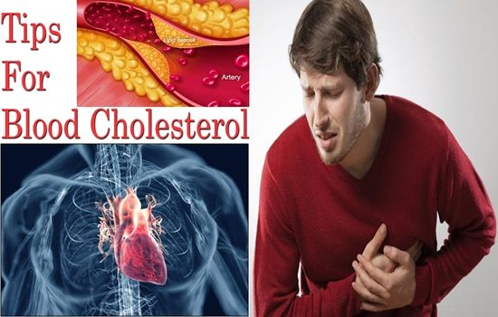 Natural Ways to Reduce Blood Cholesterol